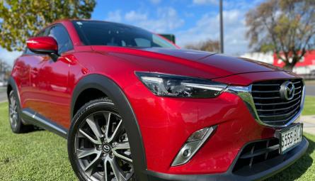 2016  Mazda CX-3 Akari Wagon