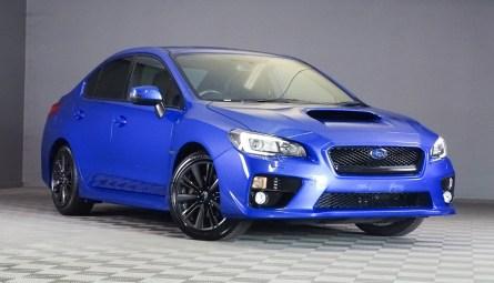 2014  Subaru WRXSedan