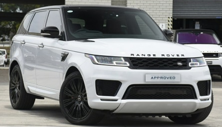 2019  Land Rover Range Rover Sport V8sc Autobiography Dynamic Wagon