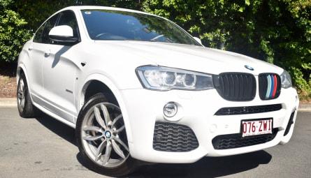 2015  BMW X4 Xdrive20d Coupe