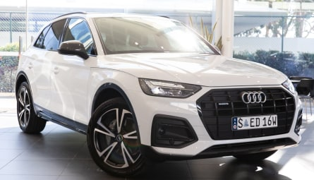 2020 Audi Q5 40 TDI Launch Edition Wagon
