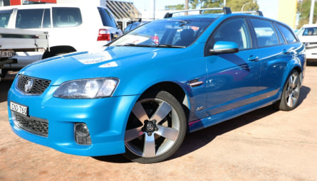 2013  Holden Commodore Sv6 Z Series Sportwagon