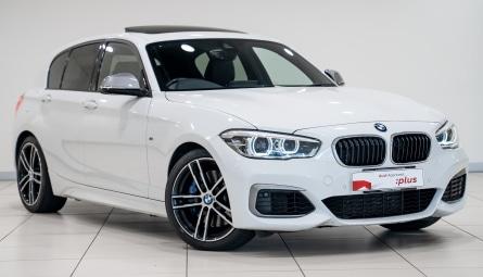2017  BMW 1 Series M140i Hatchback