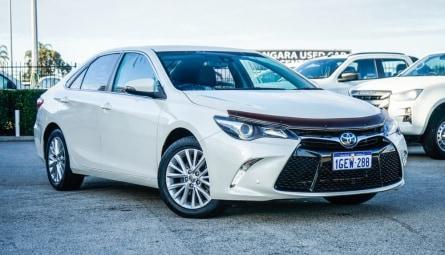 2016  Toyota Camry Atara Sl Sedan