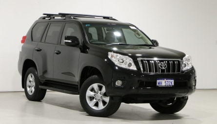 2012 Toyota Landcruiser Prado Altitude Wagon