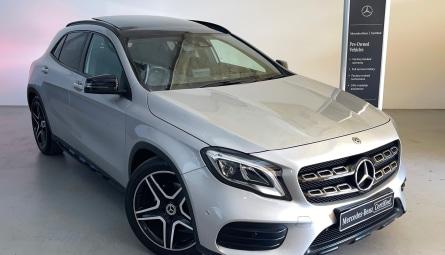 2017  Mercedes-Benz GLA-Class Gla220 D Wagon