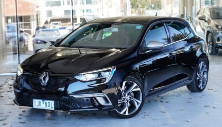 2016  Renault Megane Gt Hatchback