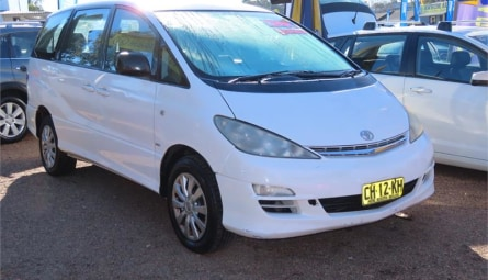 2005  Toyota Tarago Gli Wagon