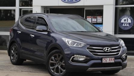 2017 Hyundai Santa Fe Active X Wagon