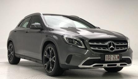 2017  Mercedes-Benz GLA-Class Gla250 Wagon