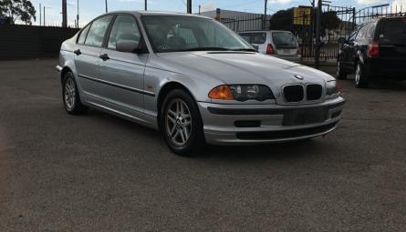2001  BMW 3 Series 318i Sedan