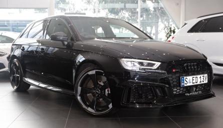 2020  Audi RS3 Carbon Edition Sportback