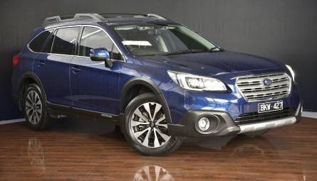 2017 Subaru Outback 2.5i Premium Wagon