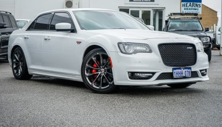 2018  Chrysler 300 Srt Hyperblack Sedan