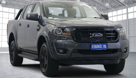 2019 Ford Ranger Sport Pick-up Double Cab