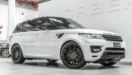 2013  Land Rover Range Rover Sdv6 Autobiography Wagon