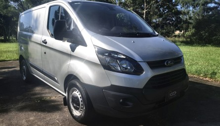 2016 Ford Transit Custom 340L Van