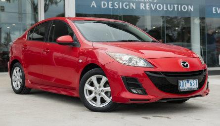 2009 Mazda 3 Maxx Sport Sedan