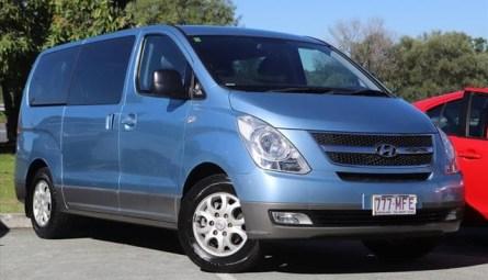 2010  Hyundai iMaxWagon