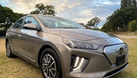 2021  Hyundai IONIQ Electric Premium Fastback