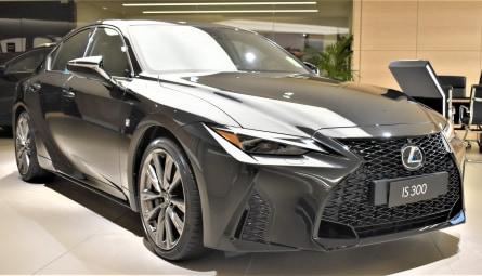 2020  Lexus IS Is300 F Sport Sedan