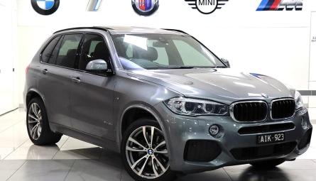 2016 BMW X5 xDrive30d Wagon