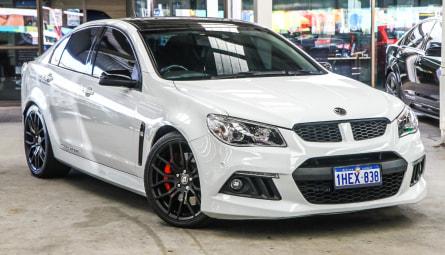2014  Holden Special Vehicles Clubsport R8 Sedan