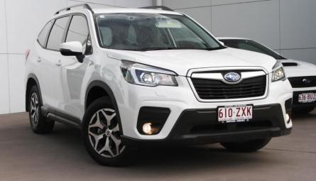 2020  Subaru Forester 2.5i-l Wagon