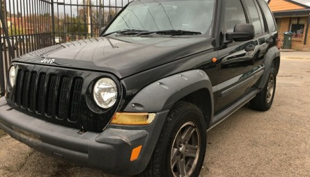 2004  Jeep Cherokee Limited Wagon