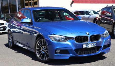 2014  BMW 3 Series 320d Sedan