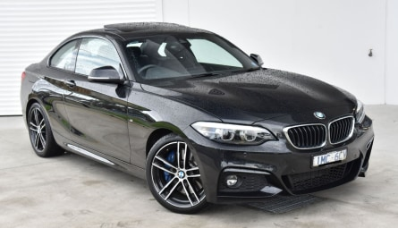 2017  BMW 2 Series 230i M Sport Coupe
