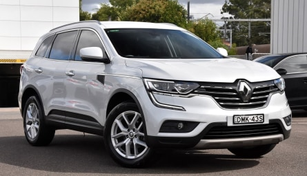 2017 Renault Koleos Zen Wagon