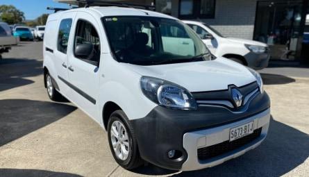 2015  Renault Kangoo Maxi Crew Van