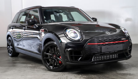 2019 MINI Clubman John Cooper Works Wagon