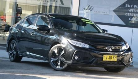 2017  Honda Civic Rs Hatchback