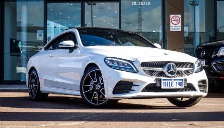 2020  Mercedes-Benz C-Class C200 Coupe