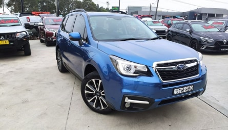 2016 Subaru Forester 2.0D-S Wagon