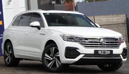 2020 Volkswagen Touareg 190TDI Premium Wagon