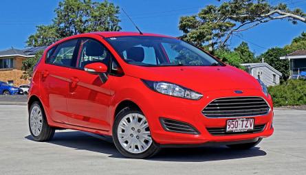 2014 Ford Fiesta Ambiente Hatchback