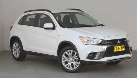2018  Mitsubishi ASX Es Wagon