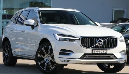 2021  Volvo XC60 T5 Inscription Wagon