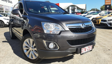 2015 Holden Captiva 5 LT Wagon