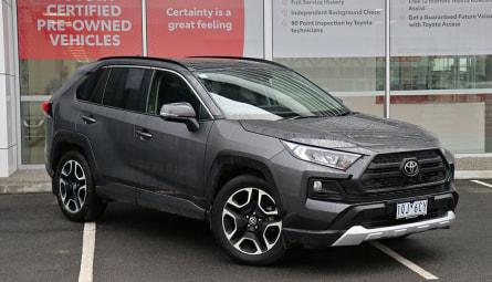 2019  Toyota RAV4 Edge Wagon