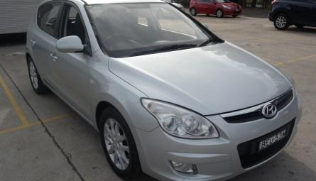 2008 Hyundai i30 SLX Hatchback
