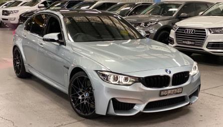 2017  BMW M3 Competition Sedan