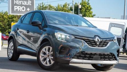 2021  Renault Captur Life Hatchback