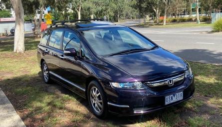 2007 Honda Odyssey Luxury Wagon