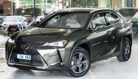 2020 Lexus UX UX200 Luxury Hatchback