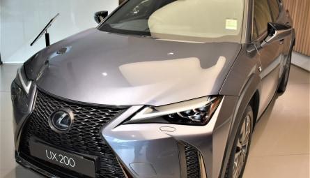 2018  Lexus UX Ux200 F Sport Hatchback
