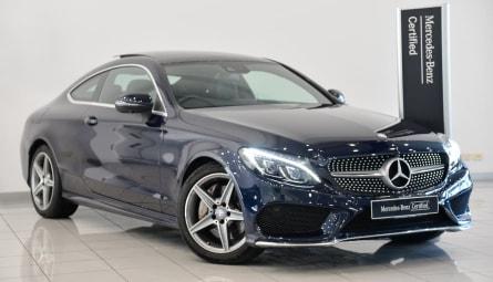 2016  Mercedes-Benz C-class C200 Coupe